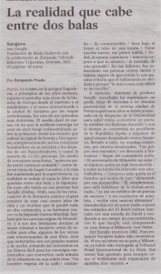 Reseña de Benjamín Prado