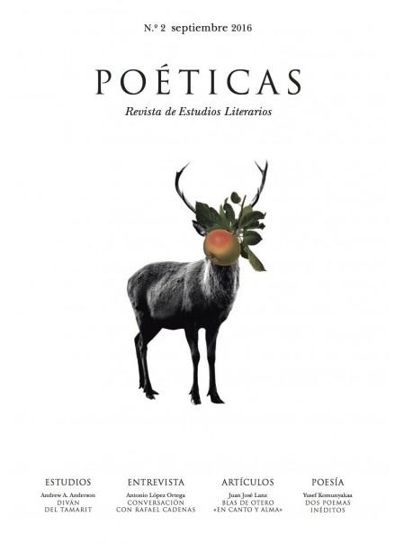 Poéticas. Revista de Estudios Literarios. Núm.2