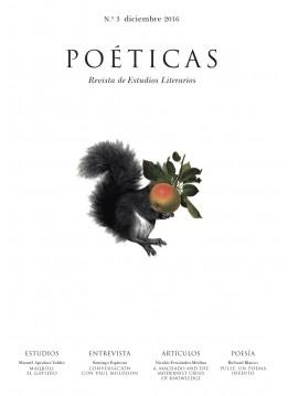 Poéticas. Revista de Estudios Literarios. Núm.3