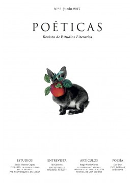Poéticas. Revista de Estudios Literarios. Núm.5