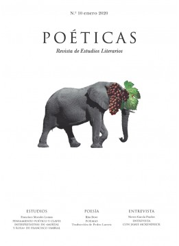 Poéticas. Revista de Estudios Literarios. Núm.10
