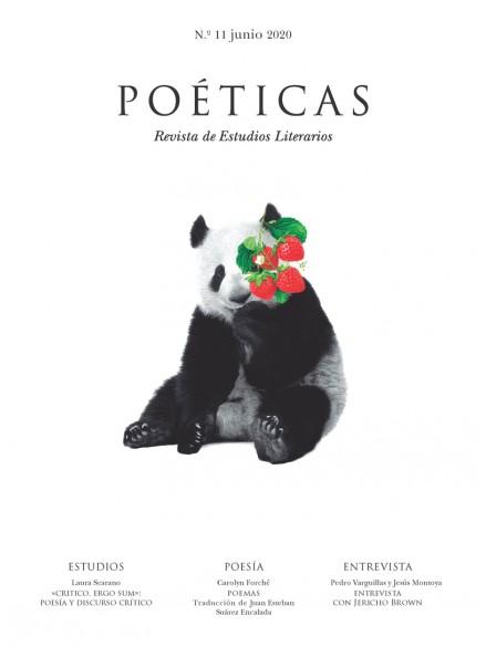 Poéticas. Revista de Estudios Literarios. Núm.11