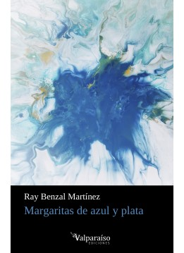 211. Margaritas de azul y plata