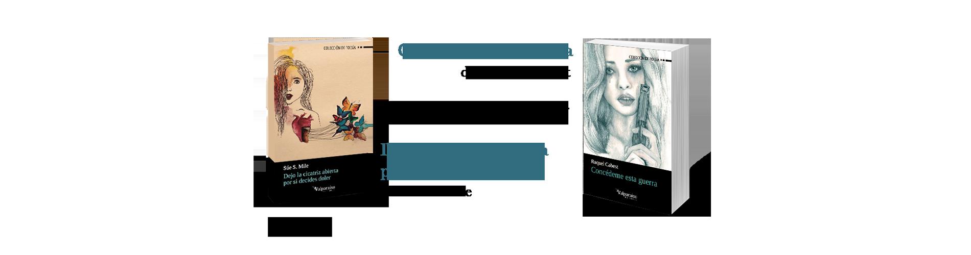 Nuevos libros Valparaíso Ediciones