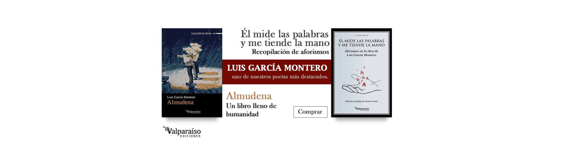 Luis García Montero, uno de nuestros poetas más destacados