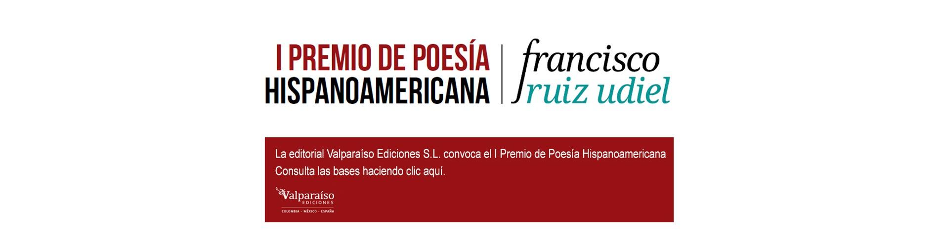 I Premio de Poesía Hispanoamericana