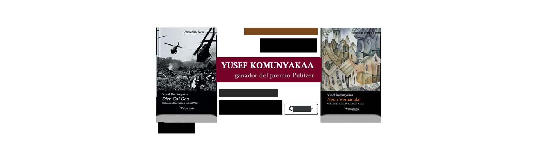 Yusef Komunyakaa, ganador del premio Pulitzer